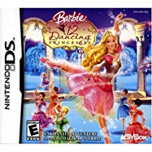 NDS: BARBIE: 12 DANCING PRINCESSES (COMPLETE)